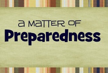 Preparedness & Camping / by Lis Cook