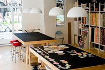 craft room / by Cata Ruiz