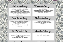 Pinterest Inspirations / Pinterest isn't a complete waste of time :) These are some of the ideas that I've run across on Pinterest and either tried and found it helpful OR not so much.  / by Stephanie Dunn
