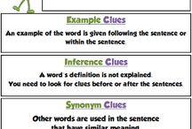 2nd  ELA Context Clues / by Darla Moore