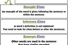2nd  ELA Context Clues / by Darla Moore