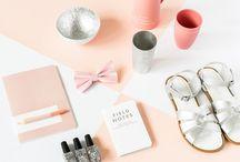 Pink / by Jenni Rotonen