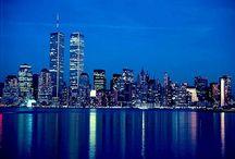 New York, New York / by Ellen Moeller
