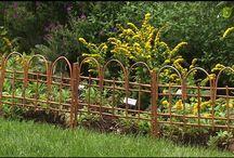 Garden borders / by Kristin Zaruba