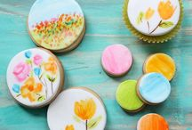 cut-out cookies / So beautiful / by Brenda Refsland