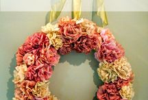 Wreaths / by Angela Lewis
