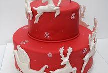 cakes / by Krystal Baker