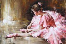 ballet / by Cecilia Albella