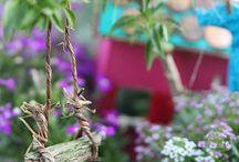 Fairy Garden Ideas / by Deanna Rio