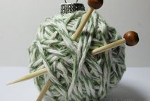 KNITTING IDEAS / by Darlene Stalcup