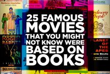 Read the book before the movie! / by Genesee District Library