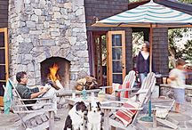 Patio Inspiration / by Tracey Kofoed