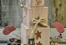 Primitive Decoration / by Laura Cottrill