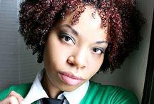 Hair do / by Lindsaya Boyeia