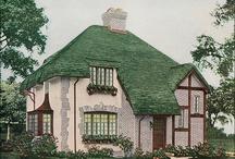 Cottages & Storybook Homes / by Jennifer Bush