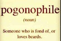 beards ... (: / by Breanna White