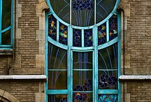 windows / by Aubergine Champagne