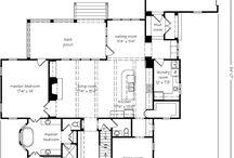 Floorplans / by Robyn Johnsen