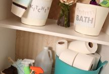 Organization and Cleaning for the Home / by Missy Shafer