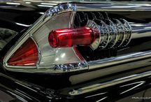 Crazy Taillights and Fins / by John Alesi