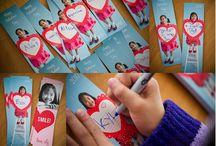 DIY Valentine's Cards / by Kira Franz-Knight