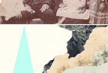 collage / by Ingrid K