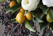 floral inspiration for CATERS! / by the girl & the fig