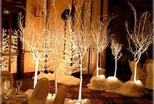 Winter Wedding Ideas / by Ellen Martin Kramer