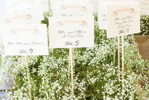 DIY Wedding - Reception / by Tia Patron