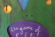 Art books / by Tracy Sirianni Petrie