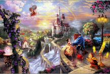 When you wish upon a star... / I realized that half of my movie stuff was Disney... / by Tyler Henke