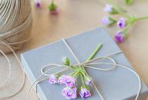Gift Wrap & Packaging / by Jennifer Alvarez