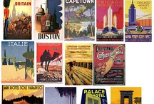 Travel Posters / by 2now1 Photography