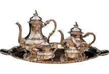 Tea Time / Teapots and sets of all shapes and sizes  / by Lofty