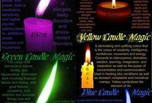 Candles / by Jill Opp Barrow