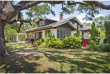 Defining Home: Arts & Craft Style Homes / Bungalows and Craftsman Style Homes, Historically Restored or Moderns with The Classic Design Elements.  / by Team Chais