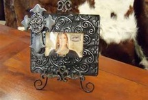 picture frames / by Summer VanGundy Pieper