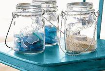 mason jars / by Maria Zimmer