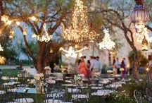 Whimsical Weddings Themes and Decor / Inspiration and decor for a whimsical themed wedding. / by Love & Lavender