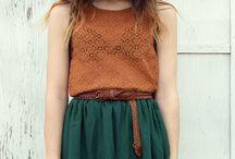 Wardrobe ideas / by Jessika Harris