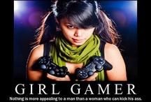 Gamer Chick / by Shantel Kemper