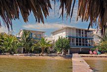 Stepping Stones Resort, Toledo, Belize / by Silke * Jager Web Design