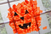 Preschool- Pumpkins Theme / by Wendy