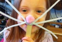 Easter Art and Projects / by Heather Wilkie
