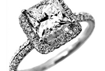 pretty rings / by Victoria Burton