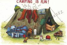 Camping Tips / by Helen Pulaski