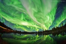 Northern/Southern Lights / by Sue Kohler