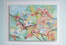 Nursery / by Jen | Mama.Papa.Bubba.
