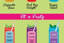 Juicing/smoothies / Juicing recipes and healthy smoothies / by Nicole Saulnier