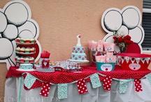 Birthday Party Ideas / by Pauline Broersma